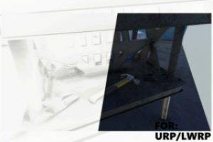 Basic SSAO (URP / LWRP)