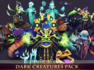 Read more about the article Dark Creatures Pack