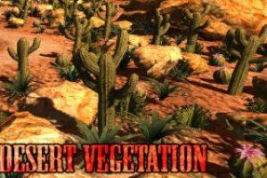 Desert Vegetation Pack