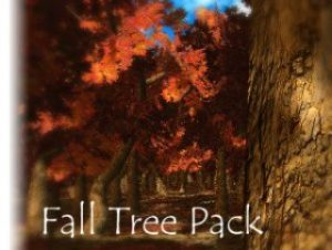Fall Tree Pack