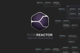 FlowReactor – High level visual scripting