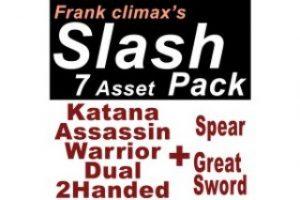 Frank Slash Pack
