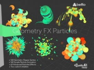 Geometry FX Particles
