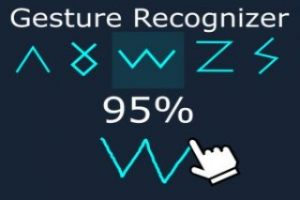 Read more about the article Gesture Recognizer