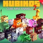 KUBIKOS – Animated Cube Mini Animals 2