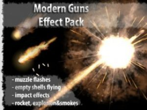 Read more about the article Modern Gun Effect Pack