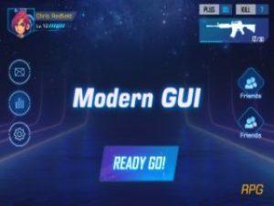 Modern RPG GUI Pack
