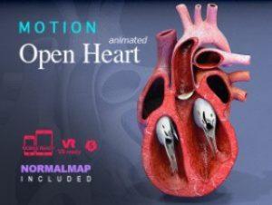 Motion open Heart