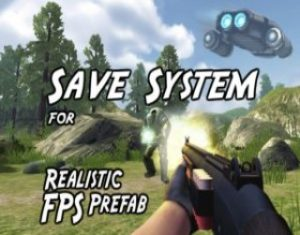 Save-System-for-Realistic-FPS-Prefab