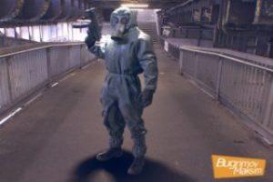 Soldier-Gas
