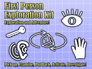 first-person-exploration-kit