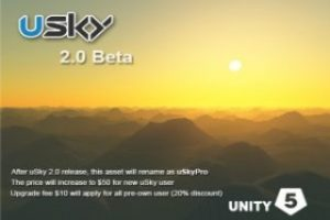 Read more about the article uSky 2.0 Beta: uSkyPro