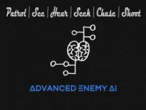Read more about the article Advanced Enemy AI