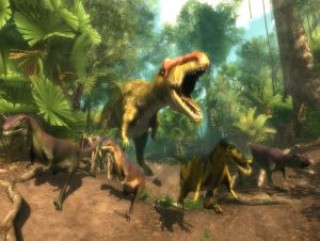 Carnivorous Jurassic Dinosaurs Pack