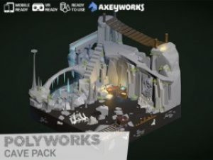 PolyWorks: Cave Pack