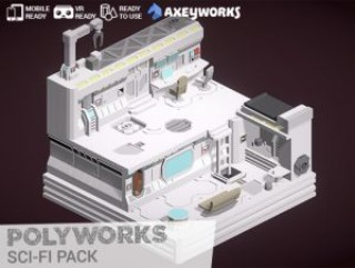 PolyWorks Sci-Fi Pack