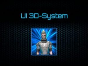 Read more about the article UI 3D-System