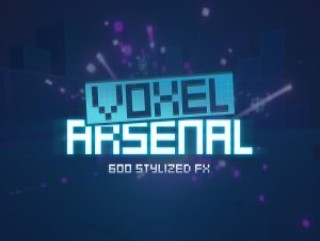 Voxel Arsenal