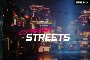 Cyber Streets (Built-In)