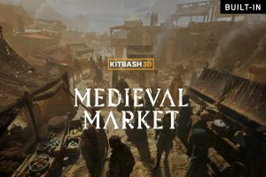 Medieval Market (Built-In)