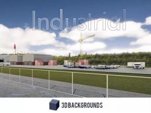 3d-industrial-background