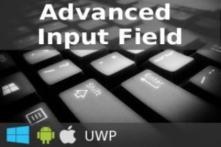 Advanced Input Field 1