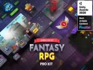 GUI PRO Kit – Fantasy RPG