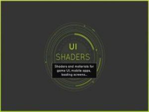 UI Shaders