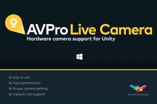 AVPro Live Camera