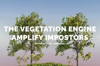 [BETA] The Vegetation Engine • Amplify Impostors Add-on