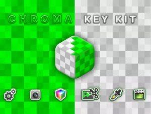 Chroma Key Kit