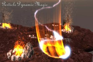 Read more about the article Particle Dynamic Magic 2: Decal, Spline, AI Particles & dynamics