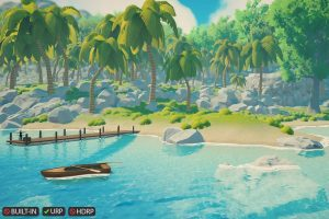 Read more about the article Stylized Water 2