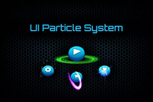 Read more about the article UI Particle System