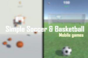 Simple Soccer & Basketball