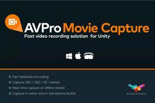 AVPro Movie Capture (Windows)