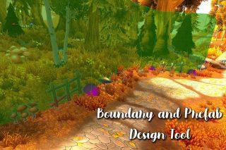 Boundary and Prefab Tool