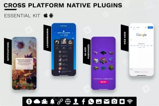 Read more about the article Cross Platform Native Plugins : Essential Kit (Mobile – iOS & Android)
