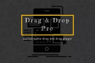 Drag & Drop Pro