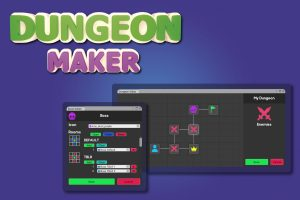 Read more about the article Dungeon Maker