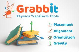 Grabbit – Editor Physics Transforms