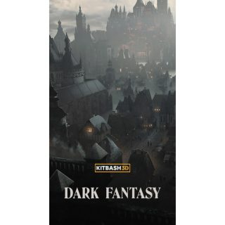 Read more about the article Kitbash3D – Dark Fantasy