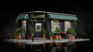 Read more about the article Kitbash3D – Storefronts