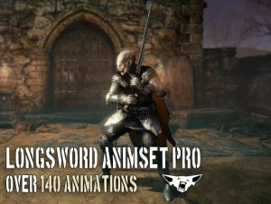 Read more about the article Longsword Animset Pro