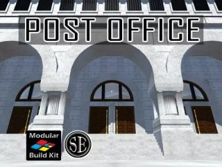 Read more about the article Post Office Interior Exterior Kit