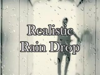 Read more about the article Realistic Rain Drop
