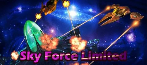 Sky Force Limited complete game