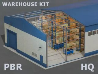 Warehouse Kit HQ
