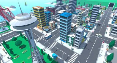 Read more about the article 3D Cartoon Level Pack Vol 1