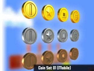 Read more about the article Coin Set 01 (Mobile)